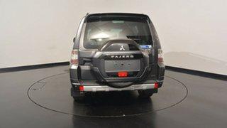 2017 Mitsubishi Pajero NX MY17 GLS Graphite 5 Speed Sports Automatic Wagon
