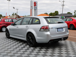 2012 Holden Commodore VE II MY12 SS Sportwagon Silver 6 Speed Sports Automatic Wagon