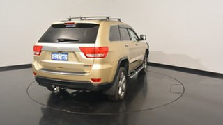 2011 Jeep Grand Cherokee WK MY2011 Limited Cashmere Pearl 5 Speed Sports Automatic Wagon