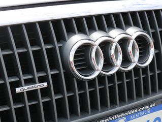 2010 Audi Q5 8R MY10 TFSI S tronic quattro Silver 7 Speed Sports Automatic Dual Clutch Wagon