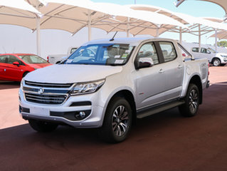 2017 Holden Colorado RG MY17 LTZ Pickup Crew Cab Nitrate 6 Speed Sports Automatic Utility.