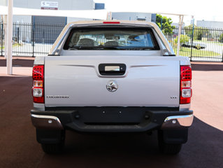 2017 Holden Colorado RG MY17 LTZ Pickup Crew Cab Nitrate 6 Speed Sports Automatic Utility