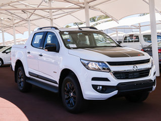 2017 Holden Colorado RG MY18 Z71 Pickup Crew Cab Summit White 6 Speed Sports Automatic Utility.