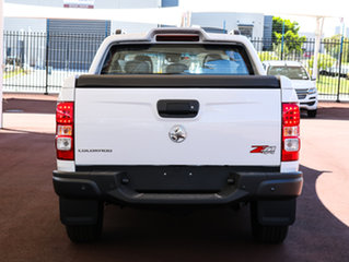 2017 Holden Colorado RG MY18 Z71 Pickup Crew Cab Summit White 6 Speed Sports Automatic Utility