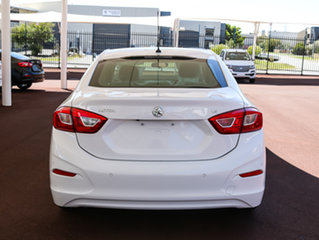 2017 Holden Astra BL MY17 LS Summit White 6 Speed Sports Automatic Sedan