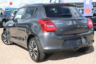 2017 Suzuki Swift AZ GLX Turbo Grey 6 Speed Sports Automatic Hatchback.