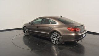 2015 Volkswagen CC Type 3CC MY15 130TDI DSG Black 6 Speed Sports Automatic Dual Clutch Coupe.