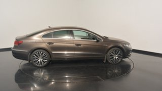 2015 Volkswagen CC Type 3CC MY15 130TDI DSG Black 6 Speed Sports Automatic Dual Clutch Coupe