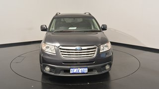 2009 Subaru Tribeca B9 MY09 R AWD Premium Pack Grey 5 Speed Sports Automatic Wagon