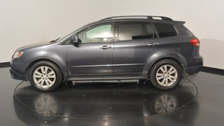 2009 Subaru Tribeca B9 MY09 R AWD Premium Pack Grey 5 Speed Sports Automatic Wagon.