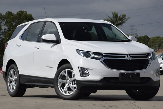 New Holden Equinox EQ MY20 LT FWD, 2020 Holden Equinox EQ MY20 LT FWD Olympic White 6 Speed Sports Automatic Wagon