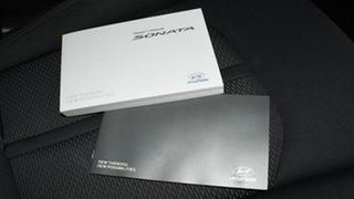 2016 Hyundai Sonata LF3 MY17 Active Ice White 6 Speed Sports Automatic Sedan