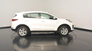 2017 Kia Sportage QL MY17 Si 2WD Clear White 6 Speed Sports Automatic Wagon
