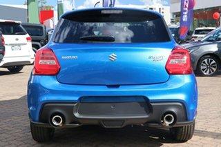 2019 Suzuki Swift AZ Sport Blue 6 Speed Sports Automatic Hatchback