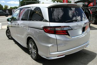 2018 Honda Odyssey RC MY19 VTi-L Super Platinum 7 Speed Constant Variable Wagon.
