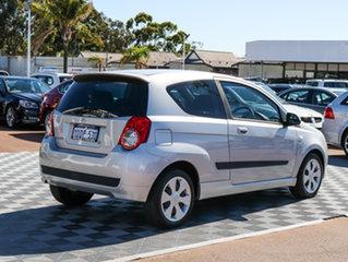 2009 Holden Barina TK MY09 Silver 5 Speed Manual Hatchback