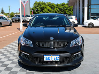 2013 Holden Special Vehicles Clubsport GEN-F MY14 R8 Black/Grey 6 Speed Manual Sedan.