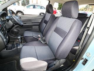 2011 Hyundai Getz TB MY09 SX Blue 4 Speed Automatic Hatchback