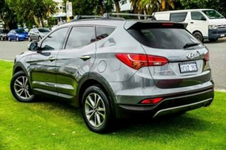 2015 Hyundai Santa Fe DM3 MY16 Elite Silver 6 Speed Sports Automatic Wagon.