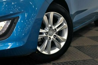 2013 Hyundai i30 GD SE Coupe Blue 6 Speed Sports Automatic Hatchback.