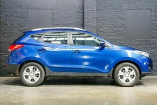 2014 Hyundai ix35 LM3 MY15 Active Blue 6 Speed Sports Automatic Wagon.