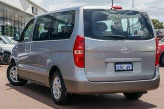 2015 Hyundai iMAX TQ3-W Series II MY16 Silver 4 Speed Automatic Wagon.