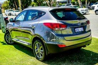 2014 Hyundai ix35 LM3 MY15 SE Steel Grey 6 Speed Sports Automatic Wagon.