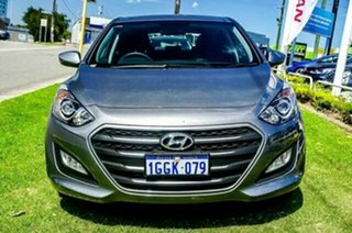 2017 Hyundai i30 GD4 Series II MY17 Active Grey 6 Speed Sports Automatic Hatchback