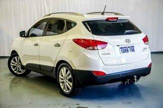 2011 Hyundai ix35 LM MY11 Highlander AWD White 6 Speed Sports Automatic Wagon.