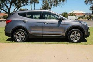 2015 Hyundai Santa Fe DM3 MY16 Active Grey 6 Speed Sports Automatic Wagon.
