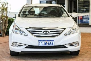 2012 Hyundai i45 YF MY11 Active White 6 Speed Sports Automatic Sedan
