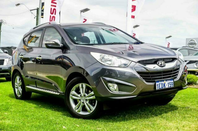 Used Hyundai ix35 LM2 SE Albion, 2013 Hyundai ix35 LM2 SE Grey 6 Speed Sports Automatic Wagon