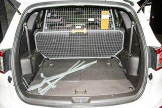 2011 Hyundai Santa Fe CM MY10 SLX White 6 Speed Sports Automatic Wagon