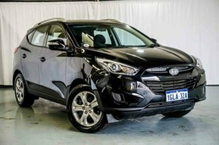 2014 Hyundai ix35 LM3 MY14 Active Black 6 Speed Sports Automatic Wagon.