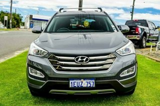 2015 Hyundai Santa Fe DM3 MY16 Elite Silver 6 Speed Sports Automatic Wagon