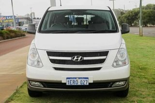 2012 Hyundai iMAX TQ-W MY13 White 5 Speed Automatic Wagon