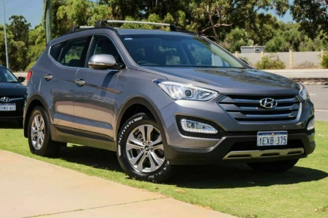 Used Hyundai Santa Fe DM3 MY16 Active Albion, 2015 Hyundai Santa Fe DM3 MY16 Active Grey 6 Speed Sports Automatic Wagon