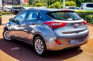 2016 Hyundai i30 GD4 Series II MY17 Active Grey 6 Speed Sports Automatic Hatchback.