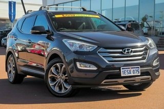 2015 Hyundai Santa Fe DM2 MY15 Highlander Ocean View 6 Speed Sports Automatic Wagon.