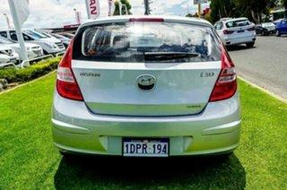 2010 Hyundai i30 FD MY10 SX Silver 4 Speed Automatic Hatchback