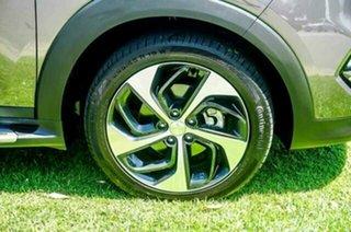 2016 Hyundai Tucson TLE Highlander AWD Brown 6 Speed Sports Automatic Wagon