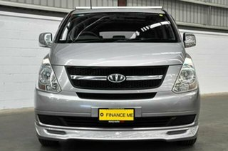 2011 Hyundai iLOAD TQ-V Crew Cab Grey 5 Speed Sports Automatic Van.