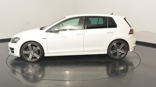 2017 Volkswagen Golf VII MY17 R DSG 4MOTION Pure White 6 Speed Sports Automatic Dual Clutch.