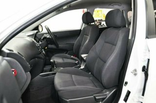2009 Hyundai i30 FD MY09 SX White 4 Speed Automatic Hatchback