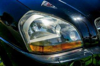2009 Hyundai Tucson JM MY09 City SX Black 5 Speed Manual Wagon