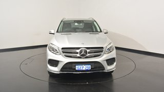 2016 Mercedes-Benz GLE250 W166 807MY d 9G-TRONIC 4MATIC Silver 9 Speed Sports Automatic Wagon