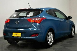 2013 Hyundai i30 GD SE Coupe Blue 6 Speed Sports Automatic Hatchback