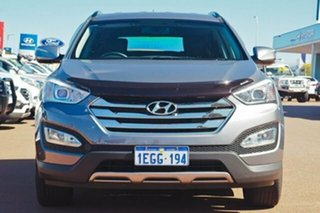 2013 Hyundai Santa Fe DM MY13 Elite Grey 6 Speed Sports Automatic Wagon