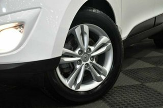 2013 Hyundai ix35 LM2 Elite AWD White 6 Speed Sports Automatic Wagon.