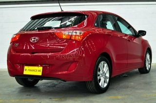 2014 Hyundai i30 GD2 MY14 Trophy Red 6 Speed Sports Automatic Hatchback